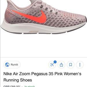 Women's Nike Pegasus 35